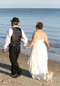 Wedding on the beach 2